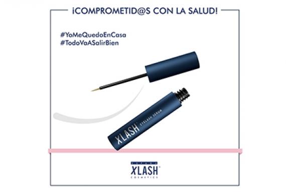 Xlash España ¡Comprometidos con la Salud! #YoMeQuedoEnCasa #TodoVaASalirBien