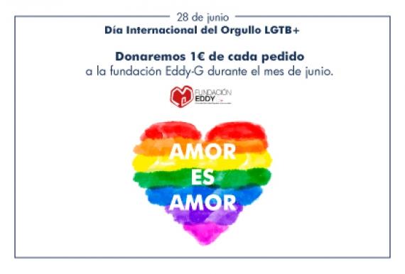 Día Internacional del Orgullo LGTB+