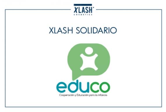 ¡XLASH COSMETICS ESPAÑA, EMPRESA CON COMPROMISO SOCIAL!